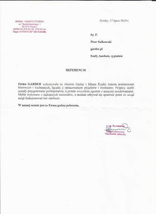 Gmina i Miasto Pyzdry