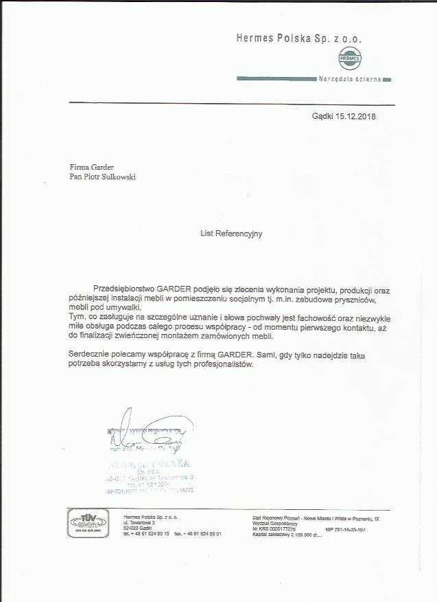 Hermes Polska Sp. z o.o.